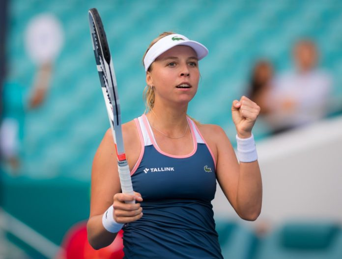 Photo of Tennis: Kontaveit Downs Sharapova, Kerber Falls In Toronto