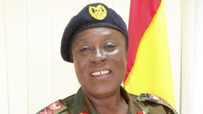 Photo of Ghana Armed Forces Get Second Female Brigadier General