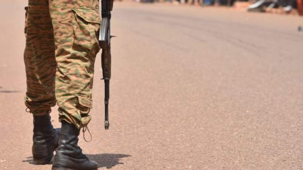 Photo of Burkina Faso Soldiers Killed In 'Barbaric Attack'