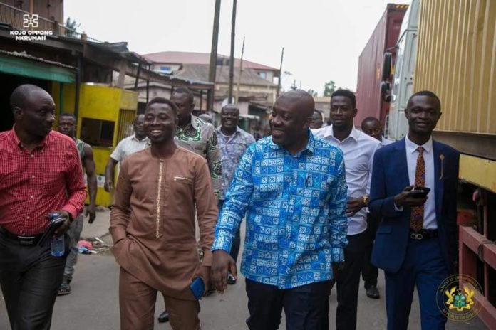Photo of Kantamanto Traders Meet Information Minister Over Import Challenges