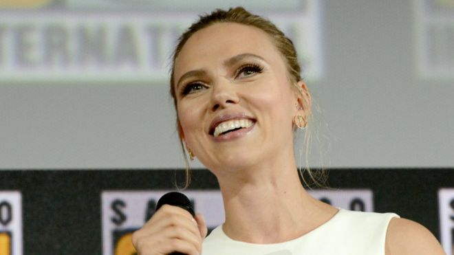 Photo of Scarlett Johansson Tops Forbes Highest-Paid Actresses List
