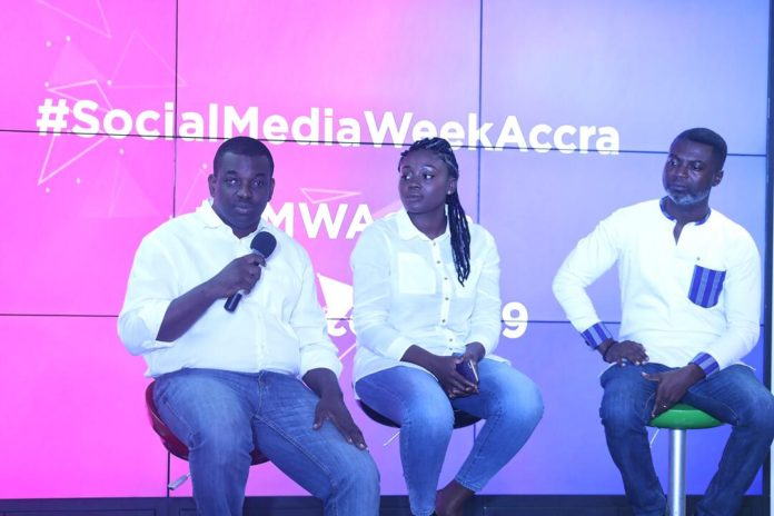 Photo of 2019 Social Media Week Accra Launched