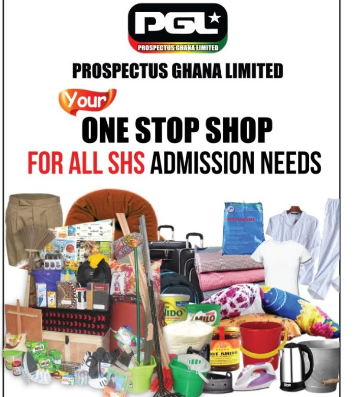 Photo of Prospectus Ghana Launched As One Stop Shop For All School Items