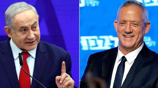 Photo of Israel Election: Netanyahu And Rival Headed For Deadlock