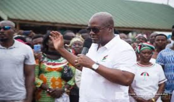 Photo of Visit Of John Mahama To The North-East Region And Matters Arising