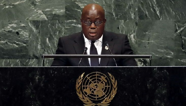 "Photo of It's ""Rape""! Akufo-Addo On $50bn/Yr ""Illicit Capital Flight"" From Africa"
