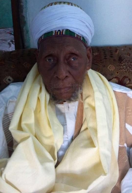Photo of Deputy National Chief Iman Dies At 103