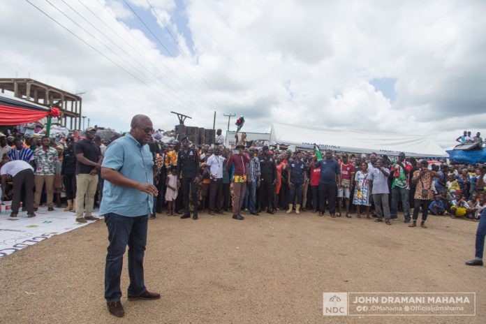 Photo of I'll Fix The Mess They Are Creating In 2020 – Mahama