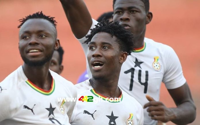 Photo of Tokyo 2020: Ghana Arrive In Algeria For Second Leg Qualifier