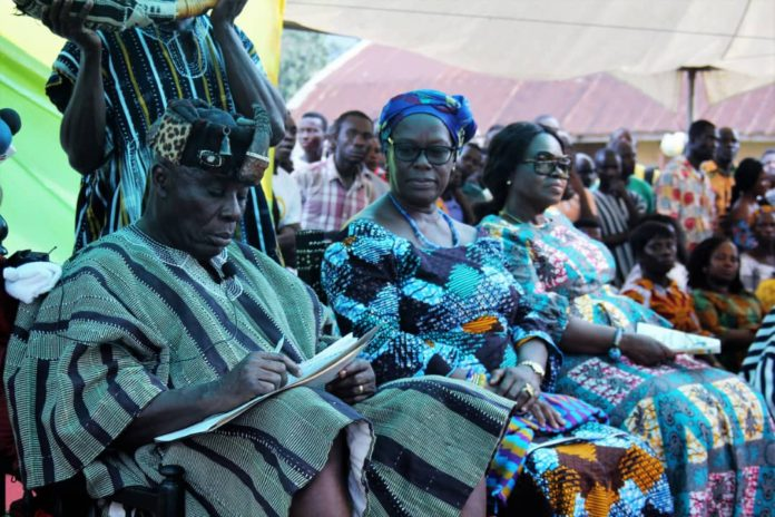 Photo of Be Patient; Akufo-Addo Can't Use 2yrs To Fix Ghana's Problems – Okyenhene