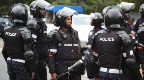 Photo of Over 300 Suspected Criminals Arrested At Madina In Dawn Swoop