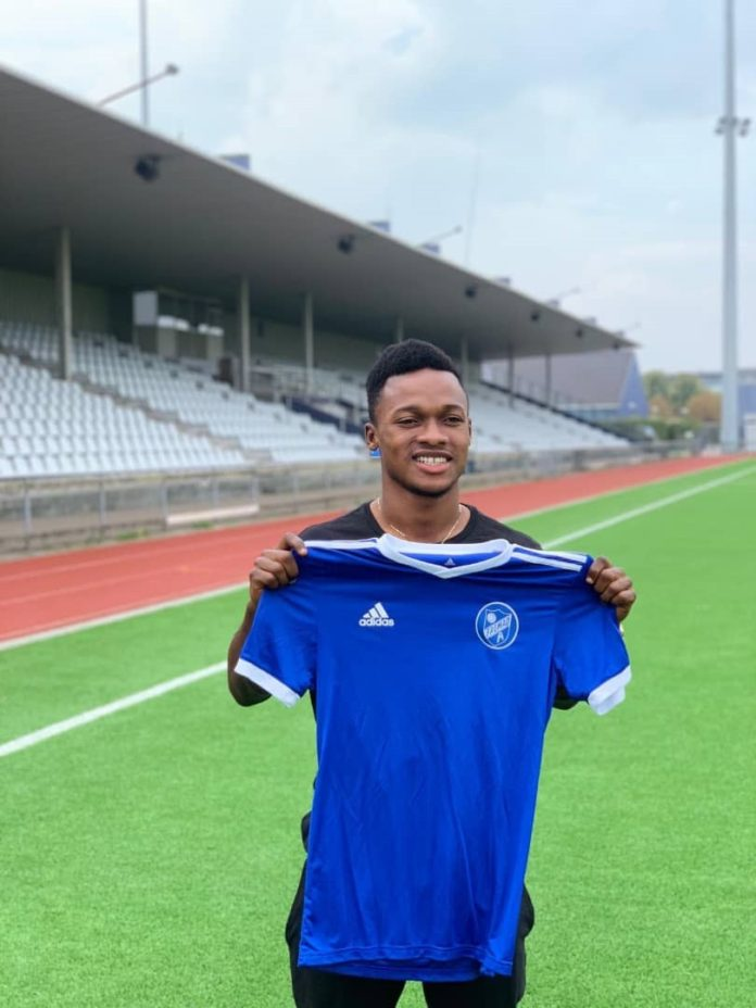 Photo of Ghana U-20 Captain Toku Joins Danish Side Fremad Amager