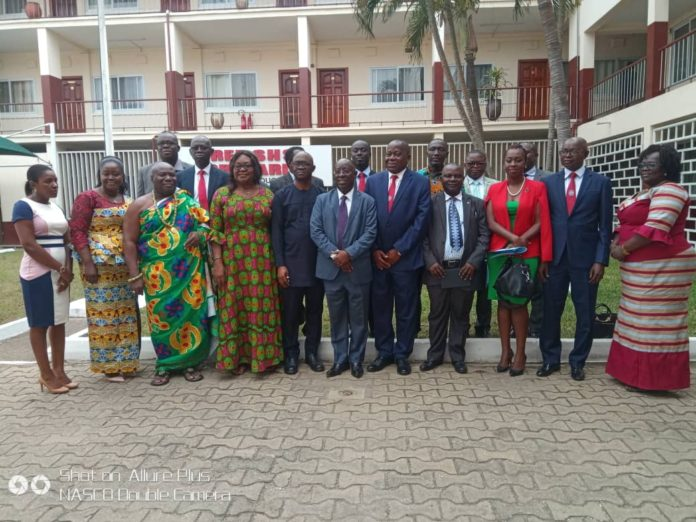 Photo of UEW Gets New Governing Council