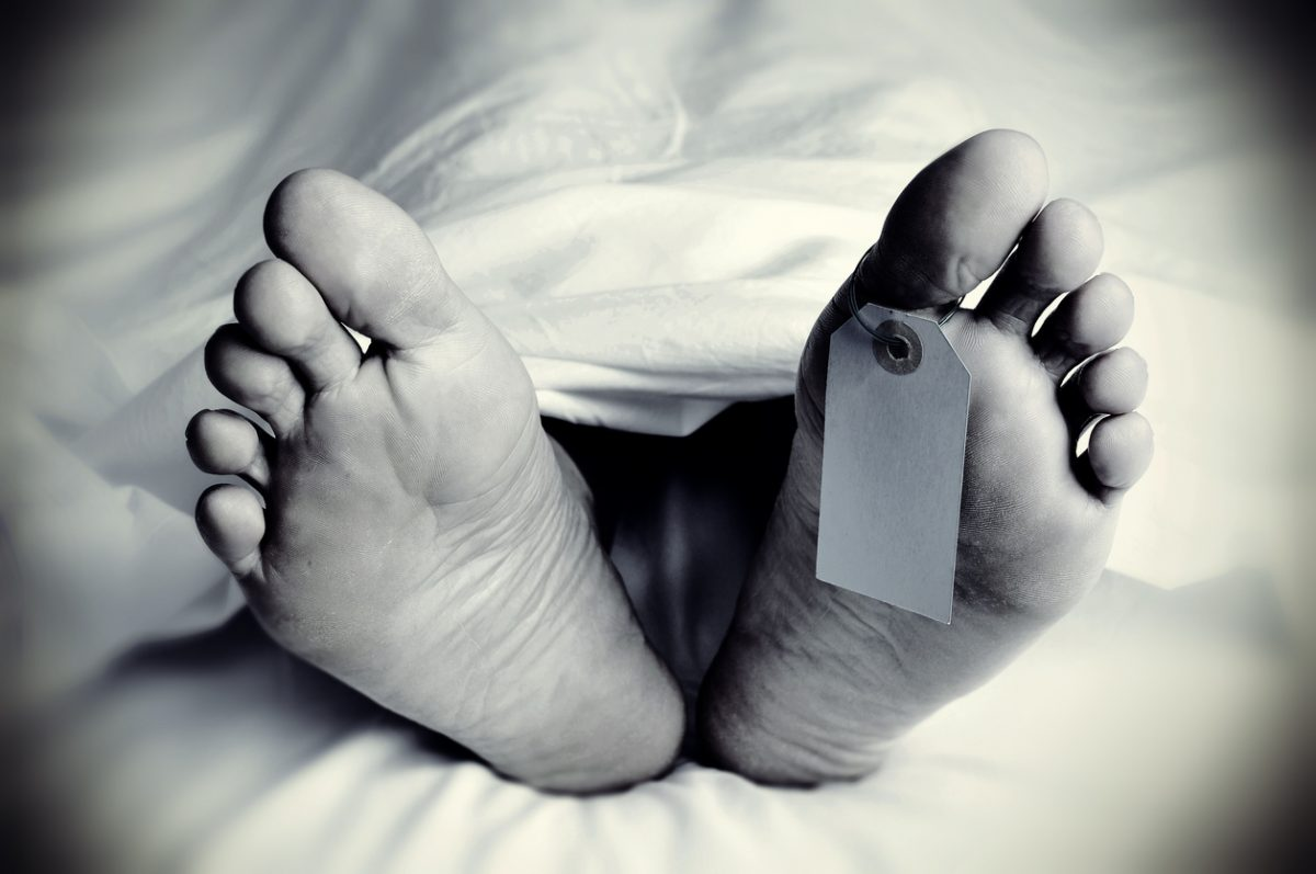Photo of Video: NPP Delegate Collapses And Dies After Voting At Ablekuma South