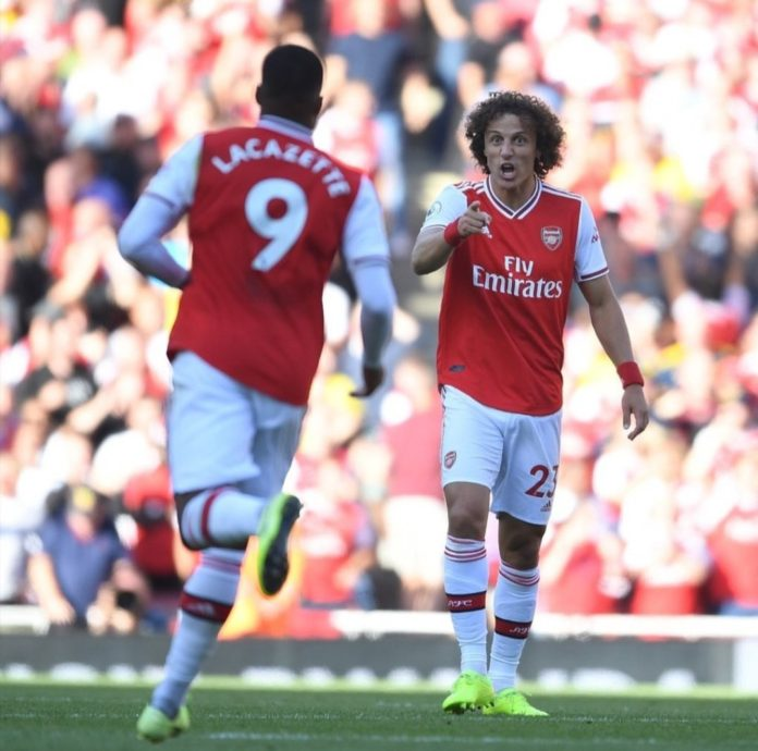 Photo of Arsenal Defenders Must Accept Blame For Mistakes In Draw Vs Spurs-Luiz