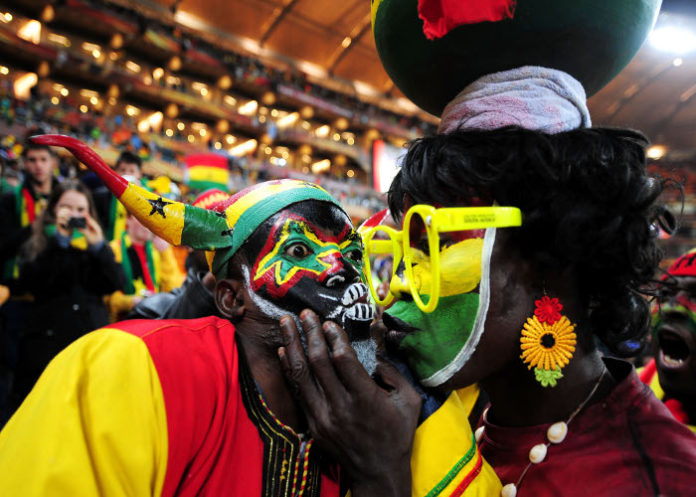 Photo of GFA Launch #Bringbackthelove Campaign For The Black Stars