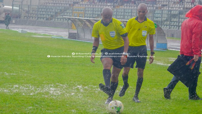 Photo of CAF CL: Kotoko's Clash With San Pedro In Kumasi Abandoned