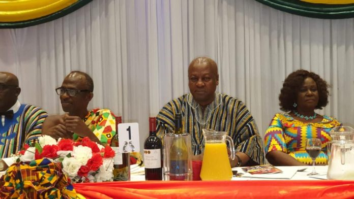 Photo of Mahama Calls For Universal Application Of ROPAL