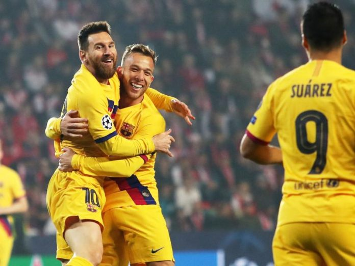Photo of UEFA CL: Messi Sets New Record In Barcelona's Ugly Win