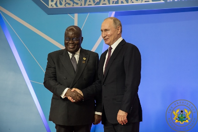 Photo of Moscow Exports $25bn Worth Of Food To Africa – Putin