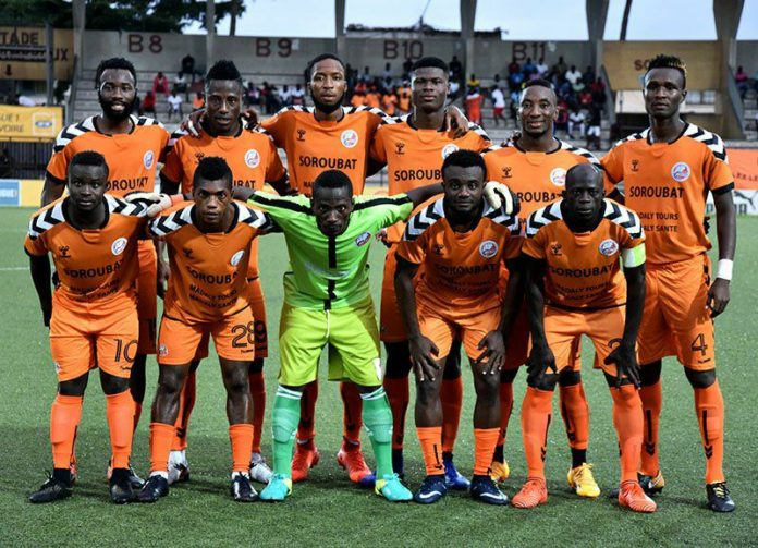Photo of CAF CC: Kotoko To Face Ivorian Side FC San Pédro