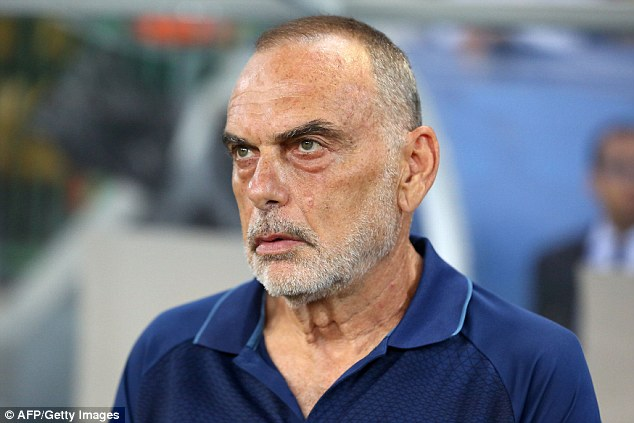 Photo of I Want Ghana Job Again – Avram Grant