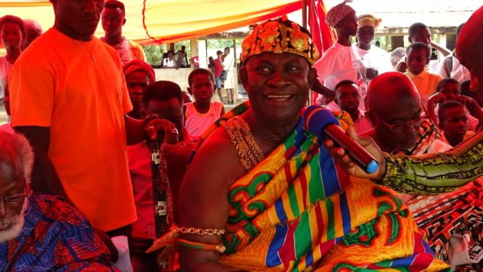 Photo of Free SHS: I'll Father More Children – 75-Year-Old Chief