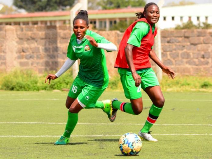Photo of Tokyo 2020 Qualifier: Mwendwa, Ouma Optimistic As Kenya's Starlets Host Ghana