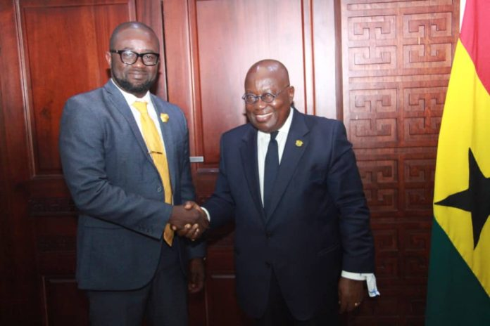 Photo of Stay True To Your Principles – Akufo-Addo To Okraku