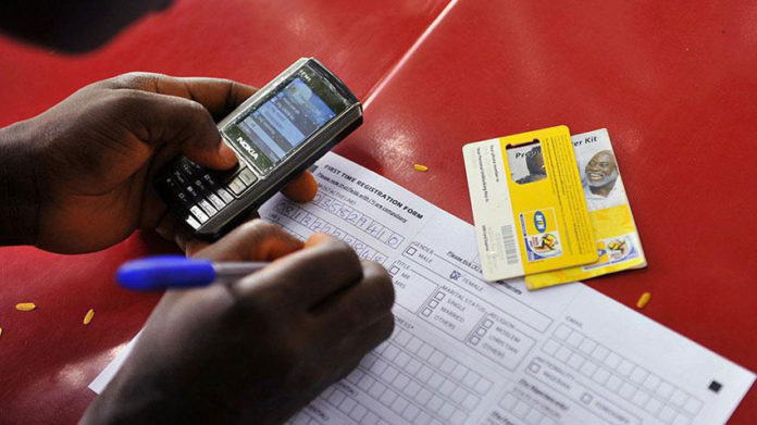 Photo of Gov't Orders Re-Registration Of All SIM Cards