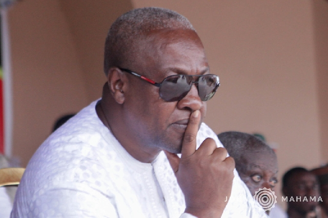 Photo of Apology Accepted: Mahama To Asempa FM Over Presenter's Conduct