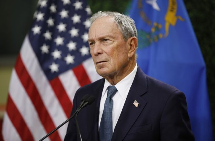 Photo of Michael Bloomberg Joins 2020 US Presidential Race