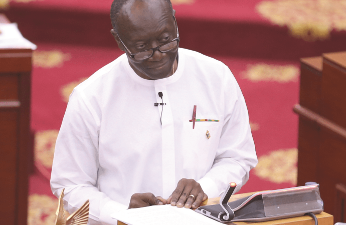 "Photo of ""We've Moved From Taxation To Production; Our Achievement Uncontestable"" – Ofori-Atta"