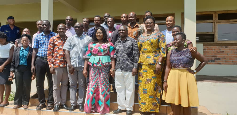 Photo of Fisheries Minister Trains Journalists In Fisheries Reportage