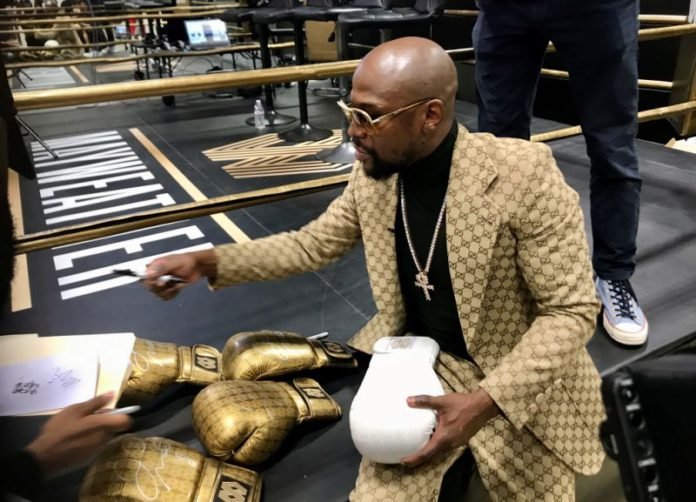 Photo of Mayweather Finally Retires
