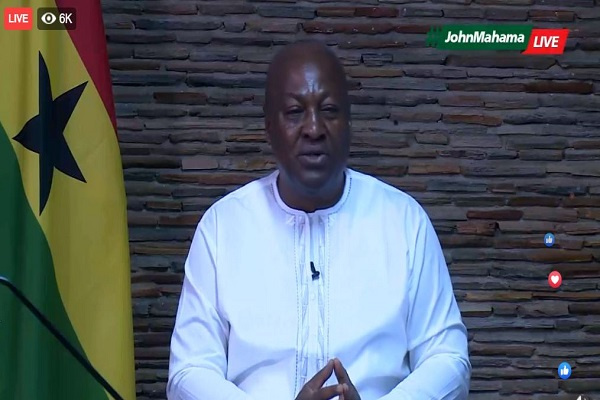 Photo of Where Are The Factories? – Mahama Asks Akufo-Addo