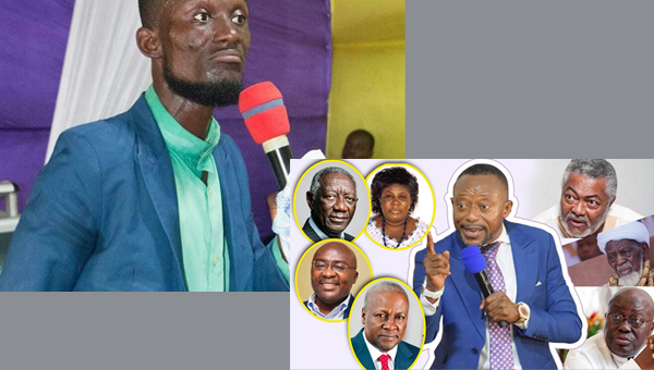 "Photo of ""It's Nonsensical"" – Man Godee Reacts To Owusu Bempah's Prophesy About An Ex-President Planning To Kill NPP Loyalists"