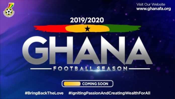 Photo of 2019/20 Ghana Premier League to be launched Dec 20