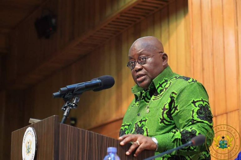 Photo of I'll Ensure Free And Fair Elections In 2020 – Akufo-Addo