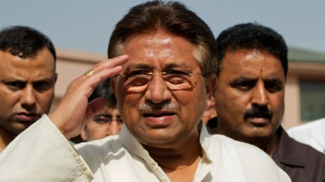 Photo of Pervez Musharraf: Pakistan Ex-Leader Sentenced To Death For Treason