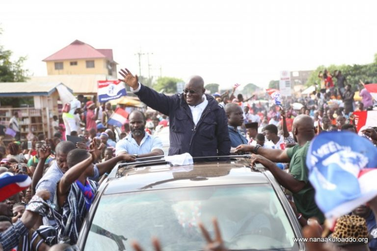 Photo of Akufo-Addo Picks Forms To Contest Npp Presidential Primaries