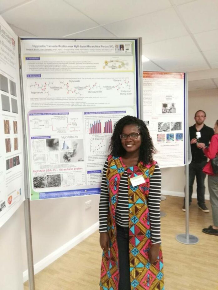 Photo of Ghanaian Phd Student To Share Research Findings With UK Parliament