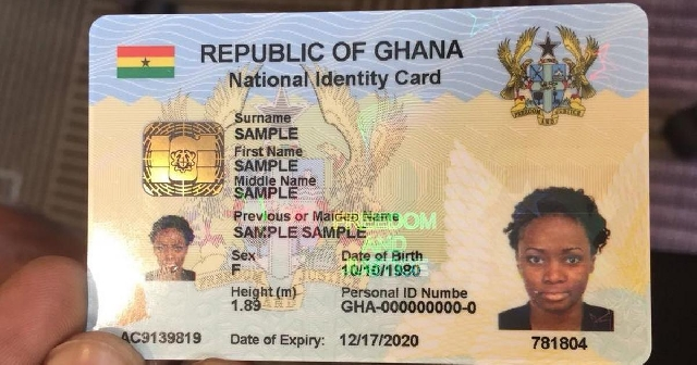 Photo of Five Arrested Over Ghana Card Registration