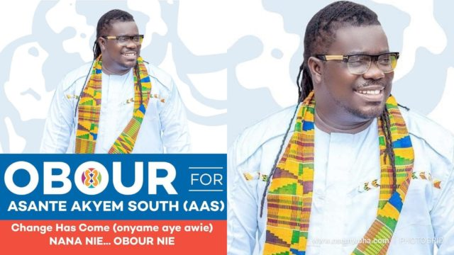 Photo of I'm Contesting NPP Primaries – Obour