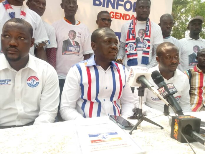 Photo of Pentecost Elder To Challenge KT Hammond At NPP Primaries