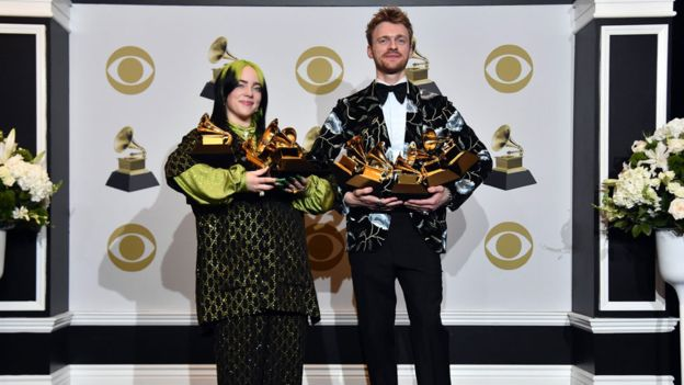 Photo of Billie Eilish Is The Big Winner At The Grammys