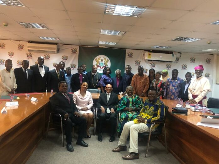 Photo of Voters' Register: Eminent Advisory C'ttee To Meet EC, IPAC Next Thursday