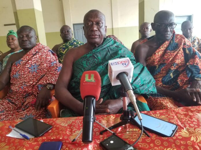 Photo of NPP Primaries: Suame Chiefs Back Majority Leader For More Terms