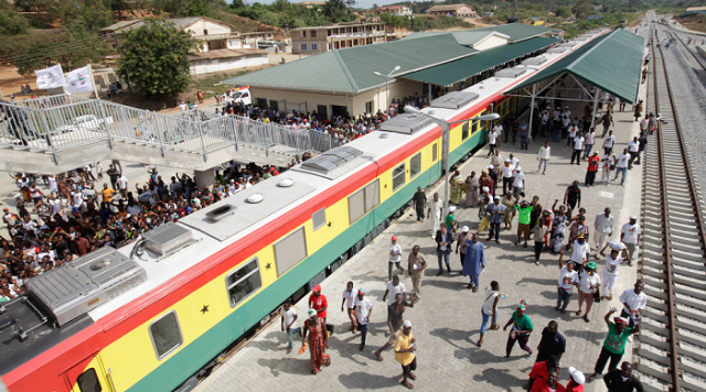 Photo of Takoradi Residents To Enjoy Free Train 'Ride' For 3 Days From Jan. 28
