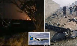 Photo of Ukrainian Plane Crash That Killed 176 People May Have Been Accidentally Shot Down By Nervous Iranian Airforce Pilots